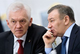 Нургалиев, Ротенберг и Тимченко вошли в состав правления ФХР