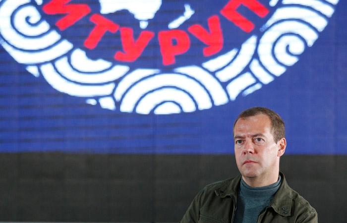 Медведев пообещал скорое укрепление рубля