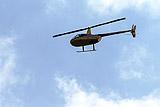 Вертолет упал в Москву-реку на западе столицы