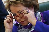 США отказали Валентине Матвиенко в визе