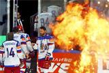 ФХР оштрафовали за уход сборной РФ с церемонии награждения на ЧМ