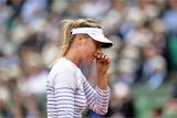 Шарапова опустилась на третье место в рейтинге WTA