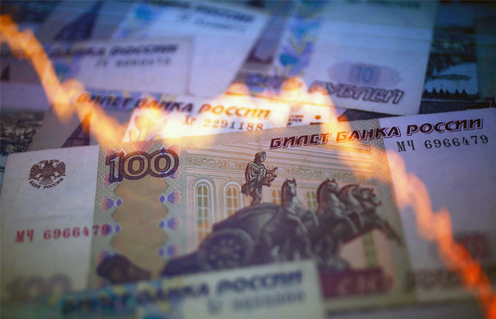 Инвесторы предрекли дальнейший обвал рубля