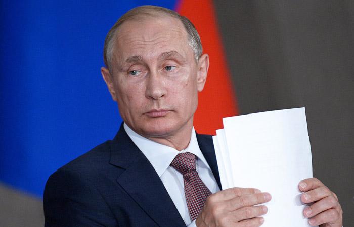 """Путин подписал указ о консолидации """"Шереметьево"""""""