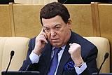 Кобзон призвал приостановить дипломатические отношения с США