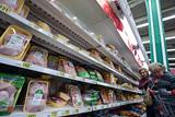 """В магазине """"Ашан-Кунцево"""" 90% мясной продукции не прошло проверку"""