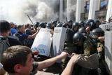 Аваков назвал подозреваемого в метании гранаты у Рады