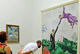 Минкультуры не разрешило Русскому музею вывозить картины Шагала в Швецию