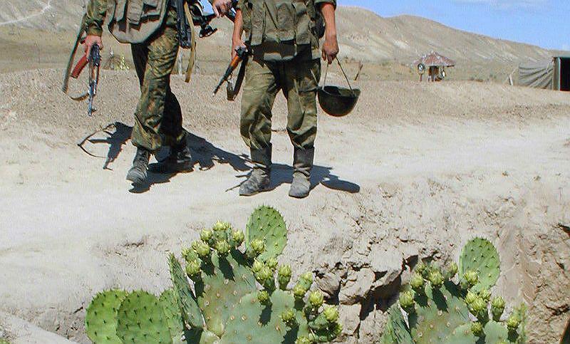 В Таджикистане ликвидировали 13 подельников устроившего стрельбу генерала