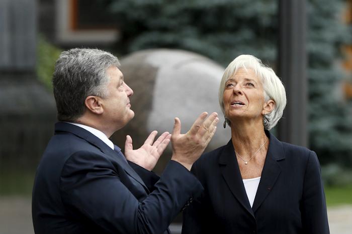Совет директоров МВФ определит статус долга Украины перед Россией
