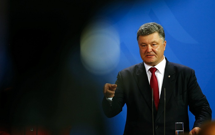 Порошенко предложил лишить Россию права вето в СБ ООН