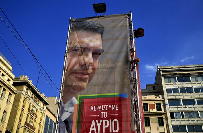 СИРИЗА растеряла преимущество перед конкурентами в преддверии выборов