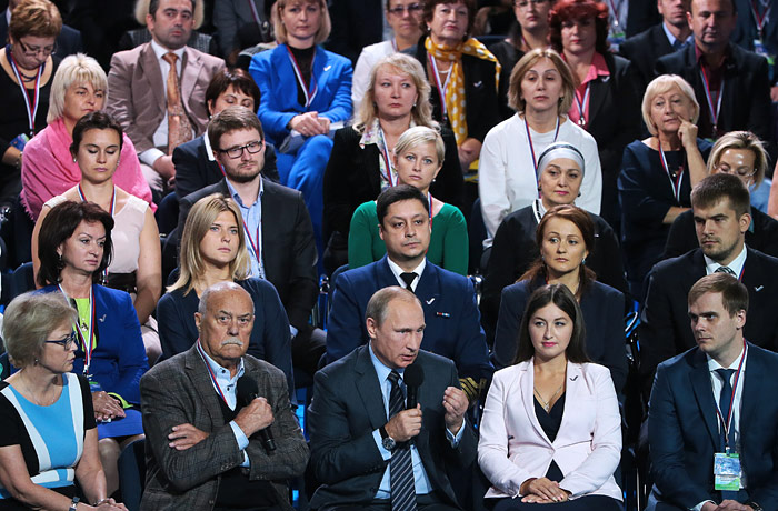 """Путин призвал направить реформу здравоохранения """"в нужное русло"""""""