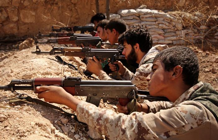 Россия продолжит помогать Сирии в борьбе с терроризмом