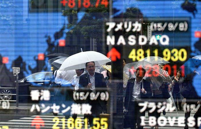 Азиатские рынки завершили торги максимальным ростом с 2009 года