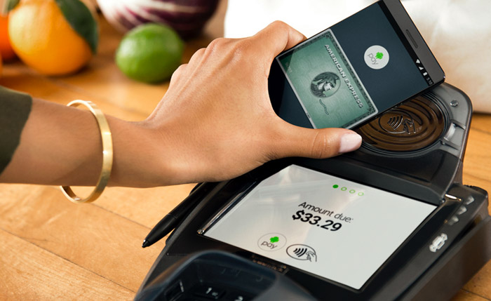 Google ��������� ��������� ������� Android Pay