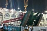 Россияне не пострадали в результате обрушения крана в Мекке