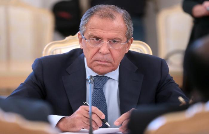 """Лавров поторопил """"четверку"""" преодолеть разночтения по Украине"""