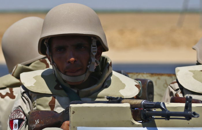 Египетские вооруженные силы по ошибке убили 12 человек