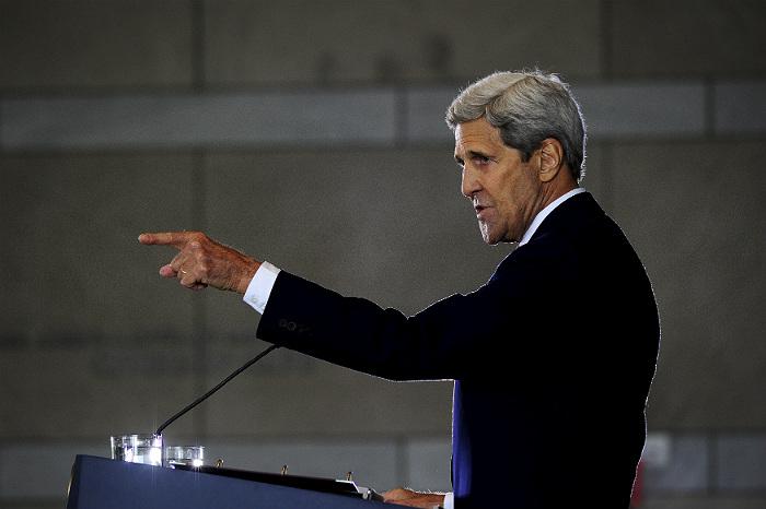 Керри призвал Россию и Иран усадить Асада за стол переговоров
