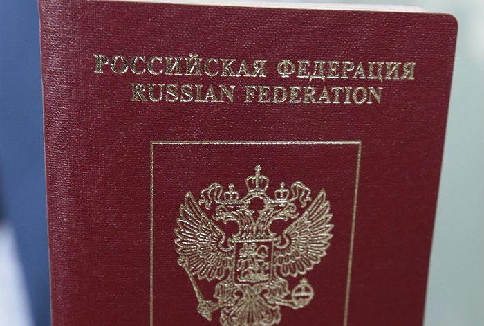 Российское правительство поддержало идею выдачи двух загранпаспортов