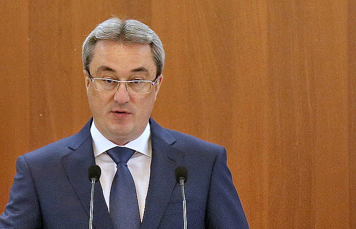 Главе Коми и его заместителю предъявили обвинение