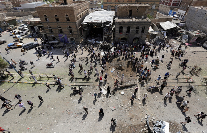 За шесть месяцев в Йемене убиты свыше 6 тысяч человек