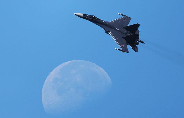 Индонезия собралась приобрести у России эскадрилью истребителей Су-35