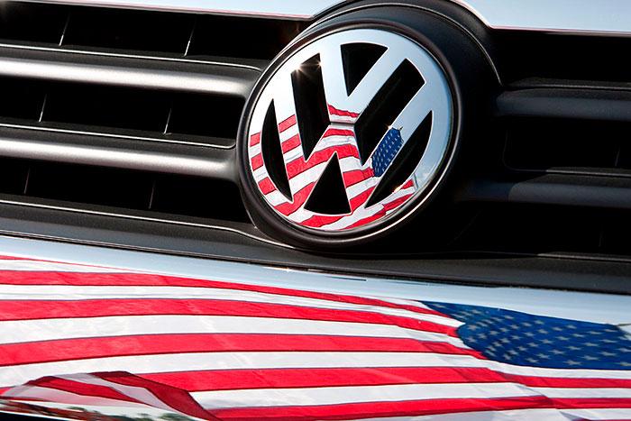 Минюст США начал уголовное расследование в отношении Volkswagen