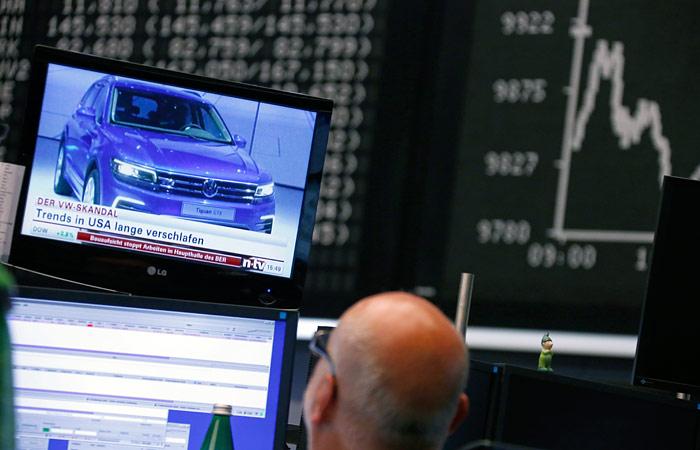 Volkswagen зарезервирует 6,5 млрд евро в связи со скандалом в США