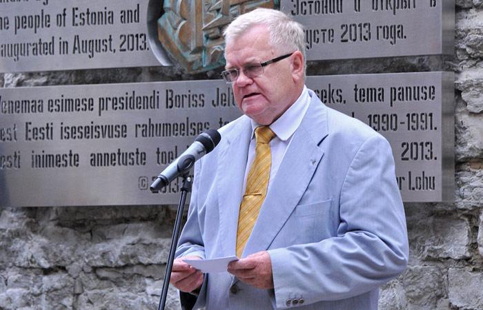 Мэр Таллина задержан по подозрению в коррупции