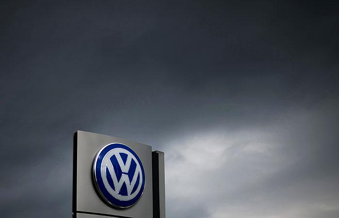 Германский финрегулятор проверит торги акциями Volkswagen