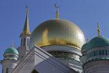 Крупнейшая в Европе мечеть открылась в Москве после ремонта