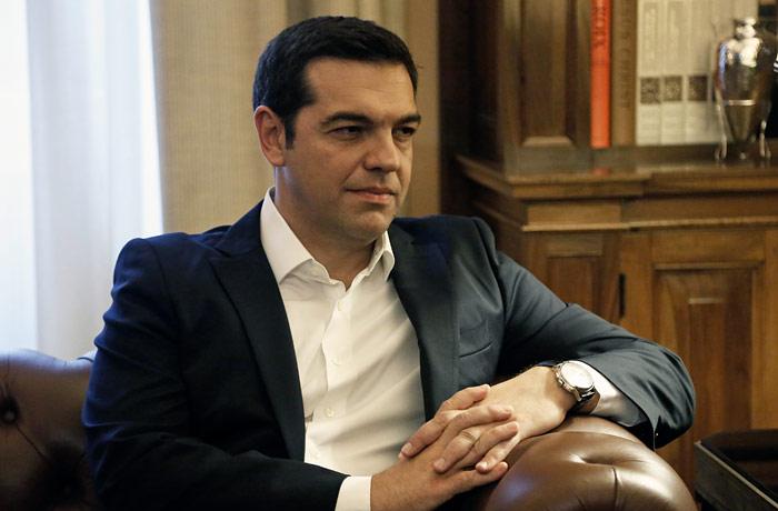 Ципрас сформировал новое греческое правительство