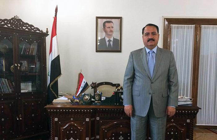 Посол Сирии: российская военная поддержка Дамаска усиливается