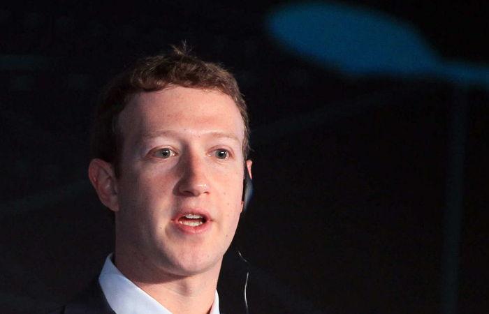 Цукерберг предложил бороться с бедностью при помощи интернета