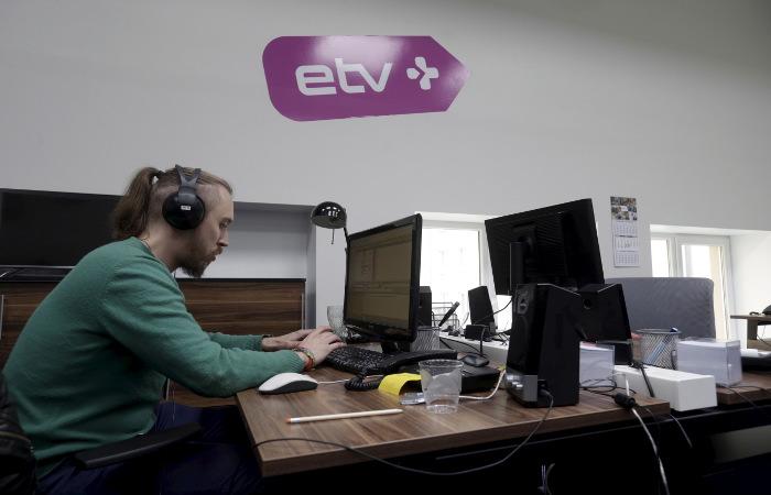 В Эстонии начнет работу телеканал на русском языке