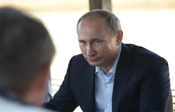 Путин назвал США виновными в организации госпереворота на Украине