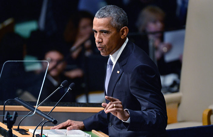 """Обама опроверг стремление вернуться к """"холодной войне"""""""