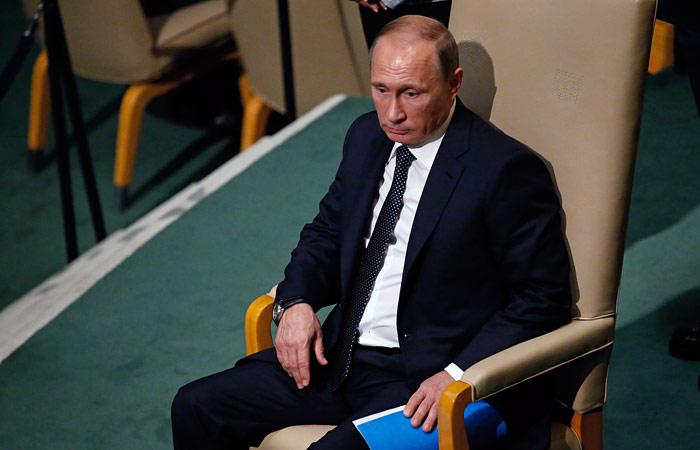 Украинская делегация покинула зал заседаний ООН в начале выступления Путина