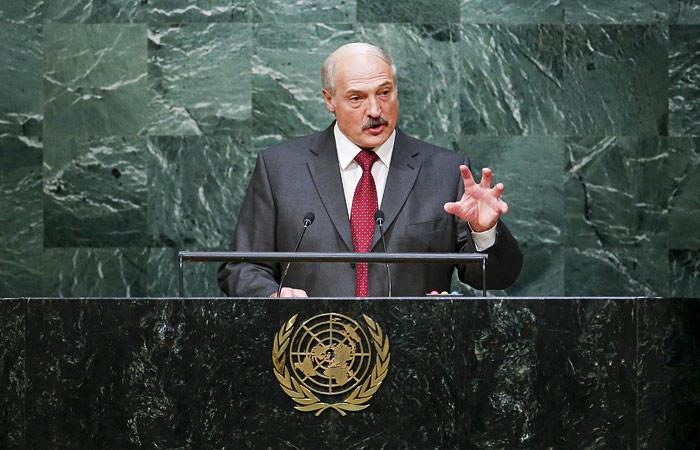 Лукашенко заявил в ООН об угрозе новой войны