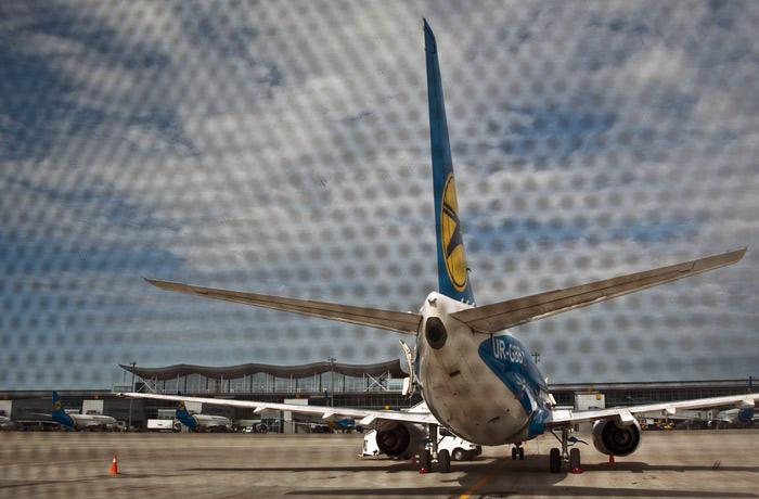 Росавиация уведомила украинские авиакомпании о запрете на полеты