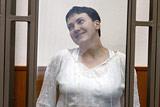 Суд отклонил просьбу Савченко о ее допросе на детекторе лжи