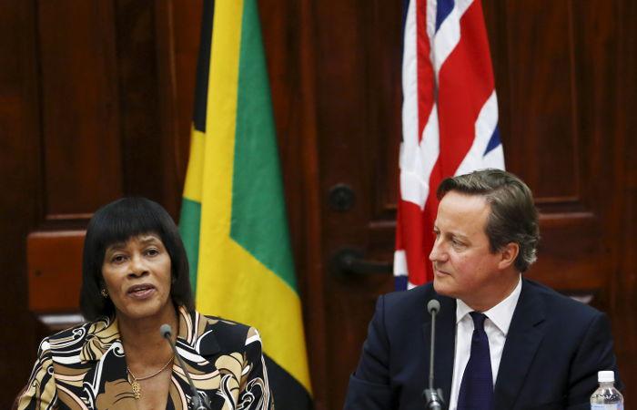 Великобритания построит на Ямайке тюрьму для иностранцев