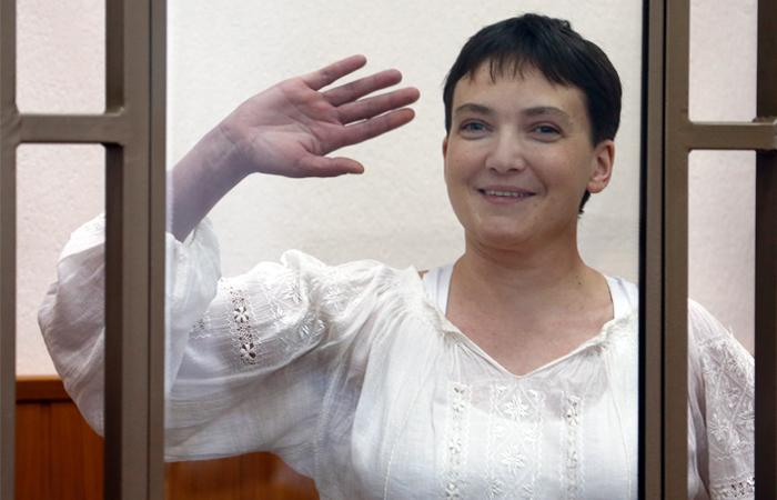 Источник рассказал о возможной передаче Надежды Савченко Украине