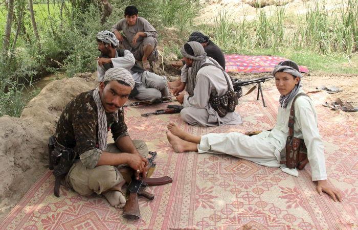 Афганские войска отбили у талибов захваченный город Кундуз