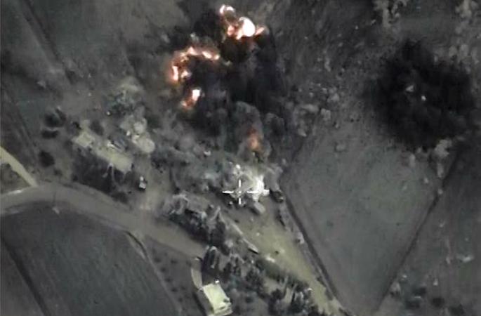 Минобороны отчиталось о результатах бомбардировок позиций ИГ