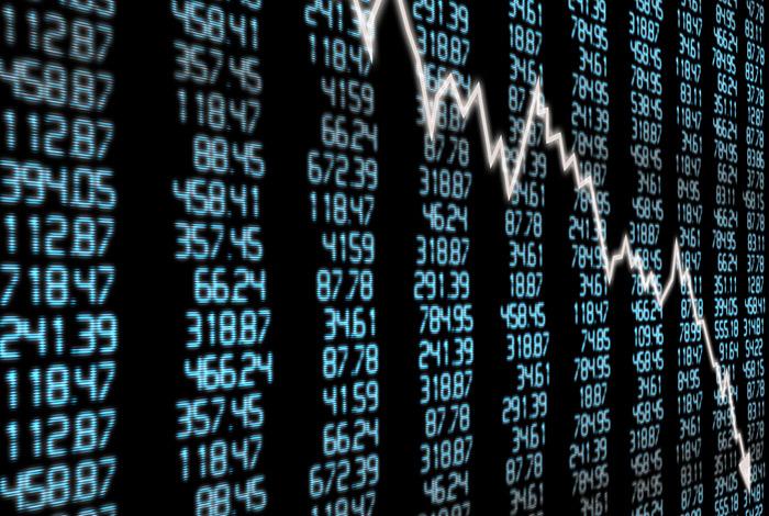 Падение мировых рынков в третьем квартале стало максимальным за 4 года