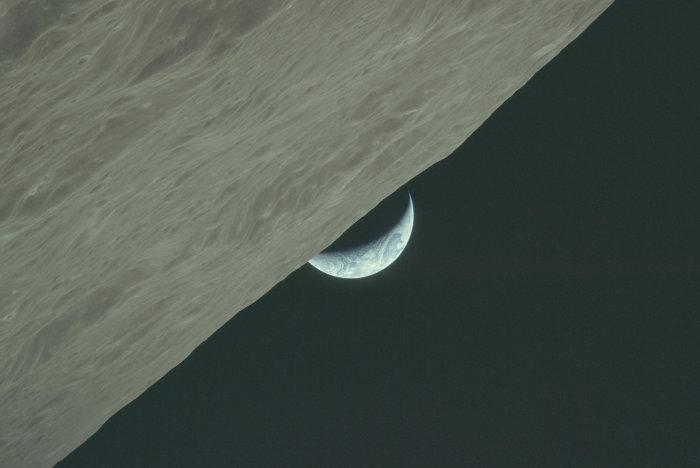 Опубликован наиболее полный архив снимков лунных миссий НАСА