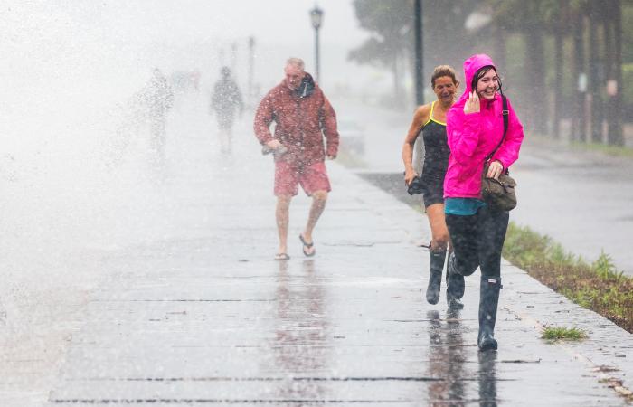 В США объявлено чрезвычайное положение из-за урагана